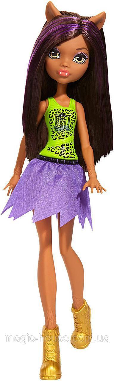 Кукла Монстер Хай Клодин Вульф серия Черлидерши Monster High Cheerleading Clawdeen Wolf Doll