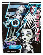 Кукла Монстер Хай Френки Штейн Она живая Monster High Ghoul's Alive Frankie Stein Doll, фото 4