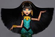 Monster High Signature Look Core Cleo De Nile Doll Кукла Монстр Хай Клео де Нил Первый день в школе, фото 5