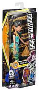Monster High Signature Look Core Cleo De Nile Doll Кукла Монстр Хай Клео де Нил Первый день в школе, фото 9