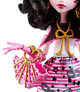 Дракулаура Кораблекрушение Кукла Монстр Хай Monster High Shriekwrecked Nautical Ghouls Draculaura Doll, фото 6