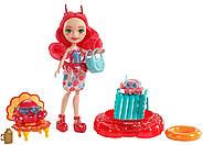 Кукла Энчантималс Краб Камео и крабик Чела Enchantimals Cameo Crab Dolls, фото 3