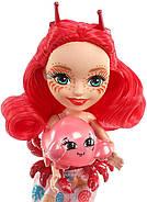 Кукла Энчантималс Краб Камео и крабик Чела Enchantimals Cameo Crab Dolls, фото 6