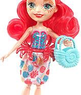 Кукла Энчантималс Краб Камео и крабик Чела Enchantimals Cameo Crab Dolls, фото 7