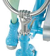 Кукла Монстер Хай Френки Штейн на велосипеде Оригинал от Маттел Monster High Bol Frankie Stein Doll & Vehicle, фото 6