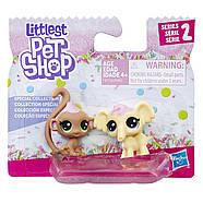 Littlest Pet Shop ОБЕЗЬЯНКА И СЛОНИК  Frosting Frenzy BFFs, фото 2