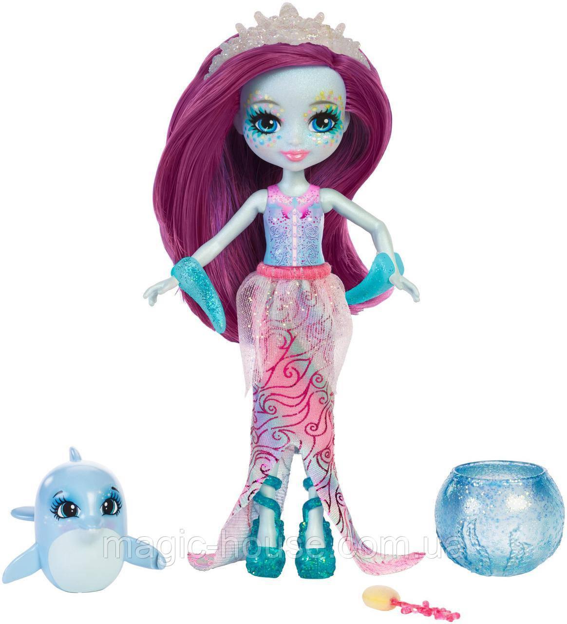 EnchantimalsДельфин Долс и дельфинчик Ларго Dolce Dolphin s Fashion