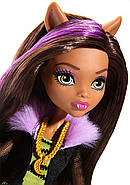 Кукла Monster High Клодин Вульф базовая перевыпуск Signature Look Core Clawdeen Wolf, фото 6