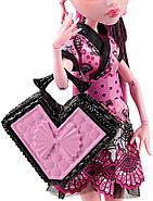 Кукла Дракулаура из серии Программа обмена Монстрами Monster High Monster Exchange Program Draculaura, фото 7