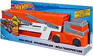Хот Вилс автовоз для 50 машинок Hot Wheels Mega Hauler, фото 3