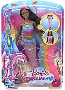 КуклаBarbie-русалка радужные огонькиDreamtopia Mermaid Rainbow Lights Doll, фото 2