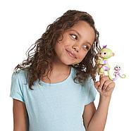 Интерактивная обезьянкаФингерлинг Джес с малышкой Эдэн ОригиналFingerlings Baby Monkey Jess & Eden, фото 8