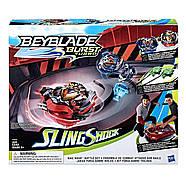 Beyblade Арена і 2 вовчка Турбо 4 сезон оригінал від Hasbro BEYBLADE Burst Turbo, фото 3