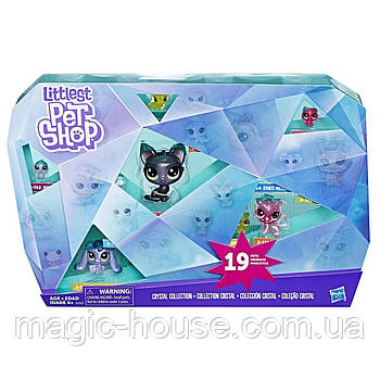 Littlest Pet Shop Ексклюзивна колекція Кристал від Hasbro