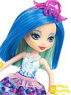 Кукла Энчантималс Медуза Джесса и друг медуза Мариса  Enchantimals Jessa Jellyfish & Marisa Water Animal Figu, фото 3