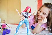 КуклаBarbieДвигайся как я ТанцовщицаMade to Move Dancer Doll, фото 6