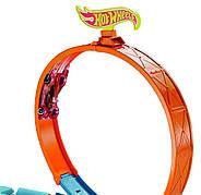 Трек Хот Вілс Автовоз з петлею Hot Wheels Stunt n' Go Track Set, фото 5