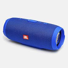 Колонка Bluetooth JBL Charge 3+ репліка blue