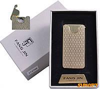 "USB зажигалка ""Абстракция"" (спираль накаливания) №4794B-2"