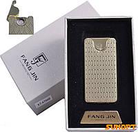 "USB зажигалка ""Абстракция"" (спираль накаливания) №4794B-3"