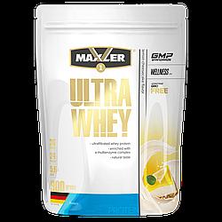 Max_Ultra Whey 900g пакет - lemon cheesecake