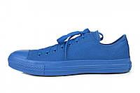 Кеды Converse All Stars Blue Monohrome Low (синие)