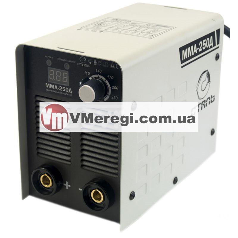 Сварочный инвертор Сталь ММА-250Д