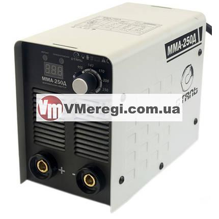 Сварочный инвертор Сталь ММА-250Д, фото 2