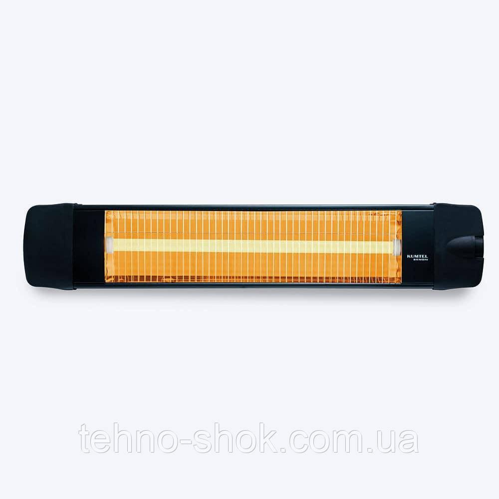 Обогреватель инфракрасный электрический + подставка KUMTEL CX-25 2500 Вт