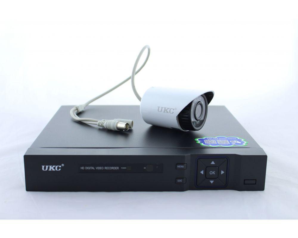 База регистратор для видеонаблюдения DVR CAD D001 KIT + 4 Камеры в комлекте