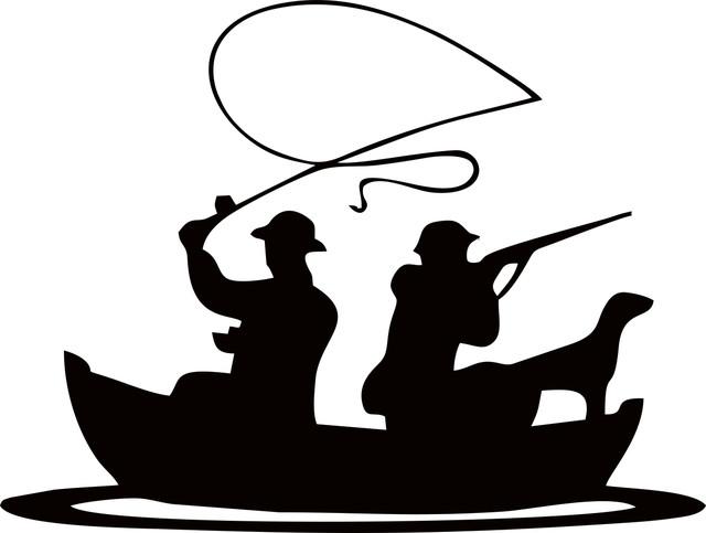 Охота и рыбалка.