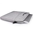Сумка для Macbook Air/Pro 13,3'' - темно синий, фото 4