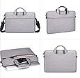 Сумка для Macbook Air/Pro 13,3'' - темно синий, фото 5