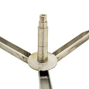Крестовина барабана для стиральной машины Bosch, Siemens 215117 (236611) нержавейка, фото 2