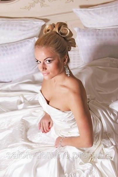 Макіяж весільний Салон краси «Доміно» Львiв (Сихів)