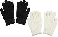 Детские вязанные перчатки Shouhushen