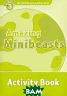 Medina Sarah Amazing Minibeasts. Activity Book