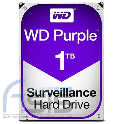 """Жесткий диск 3.5"""" 1TB Western Digital WD10PURZ, фото 2"""