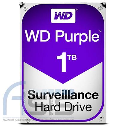 """Жесткий диск 3.5"""" 1TB Western Digital WD10PURZ"""