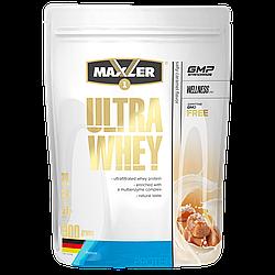 Max_Ultra Whey 900g пакет - salty caramel