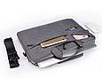 Сумка для Macbook Air/Pro 13,3'' - розовый, фото 5
