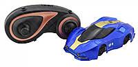 Радиоуправляемая игрушка Climber Wall Racer MX-01 Антигравитационная машинка на р/у синий