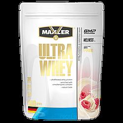 Max_Ultra Whey 900g пакет - white choclate-raspberry