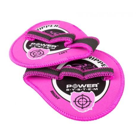 Накладки на долоні Power System Gripper Pads PS-4035 M Pink