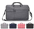 Сумка  для Macbook  Pro 15,4''/16'' - серый, фото 3