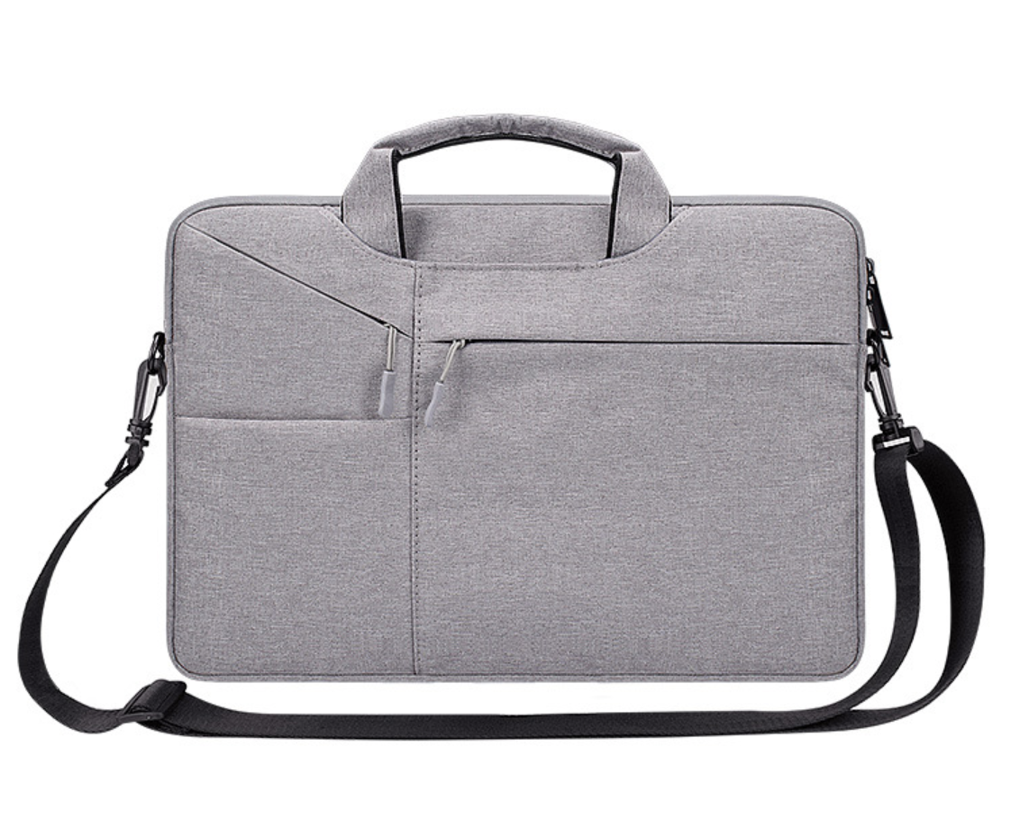 Сумка  для Macbook  Pro 15,4''/16'' - серый