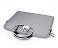 """Сумка для Macbook Pro 15,4""""/16"""" - сірий, фото 4"""