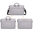 Сумка  для Macbook Pro 15,4''/16''- темно серый, фото 4