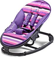 Кресло-шезлонг Caretero Boom Purple