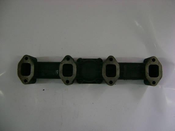 Коллектор выпускной двигателя ZN490BT ZN485, фото 2